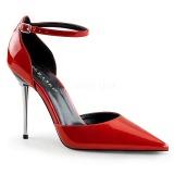 Rouge Verni 10 cm APPEAL-21 grande taille chaussures stilettos