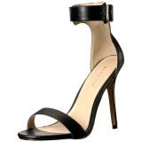 Similicuir 13 cm AMUSE-10 chaussures travesti