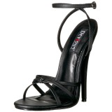 Similicuir 15 cm DOMINA-108 chaussures travesti