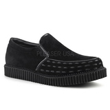 Similicuir 2,5 cm V-CREEPER-607 Chaussures Creepers Hommes Plateforme