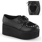 Similicuir 7 cm GRIP-02 plateforme chaussures lolita