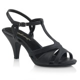 Similicuir 8 cm BELLE-322 chaussures travesti