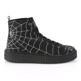 Toile 4 cm SNEEKER-250 Chaussures sneakers creepers hommes