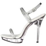 Transparent 13 cm LIP-117 Chaussures pour femmes a talon