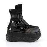 Vegan 7,5 cm NEPTUNE-126 Chaussures Demonia Gothiques Hommes