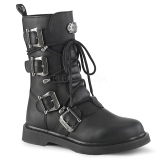 Vegan BOLT-265 bottines demonia - bottines de combat unisex