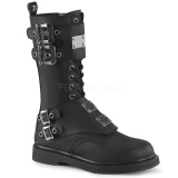 Vegan BOLT-345 bottes demonia - bottes de combat unisex