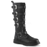 Vegan BOLT-425 bottes demonia - bottes de combat unisex