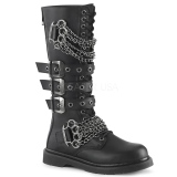 Vegan BOLT-450 bottes demonia - bottes de combat unisex