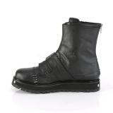 Vegan VALOR-150 bottines demonia - bottines de combat unisex