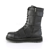 Vegan VALOR-220 bottines demonia - bottines de combat unisex