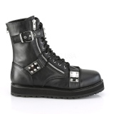 Vegan VALOR-280 bottines demonia - bottines de combat unisex