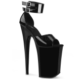 Verni 23 cm INFINITY-975 Plateforme Chaussures Talon Haut