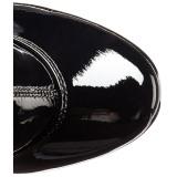 Vinyle 18 cm ADORE-2000 bottes femmes à talon