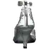 pierre strass 8 cm BELLE-330RS sandales à talons aiguilles